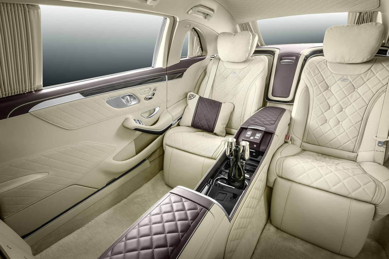 Mercedes-Maybach Pullman 2016