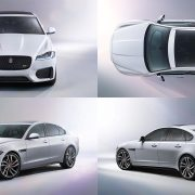 New Jaguar XF 2015