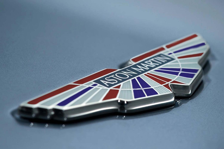 Aston Martin wings