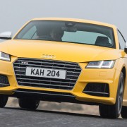 Audi TTS review: 2015 first drive
