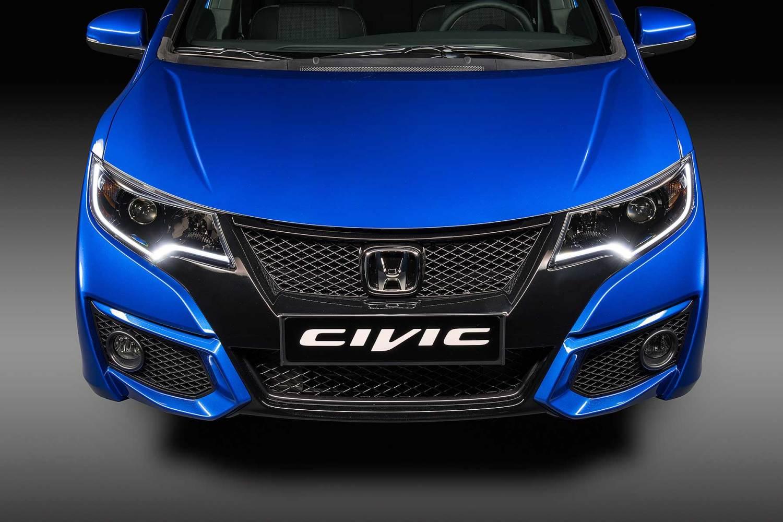 Honda Civic Swindon 2015
