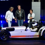 Top Gear show to be renamed 'Clarkson, Hammond and May Live'