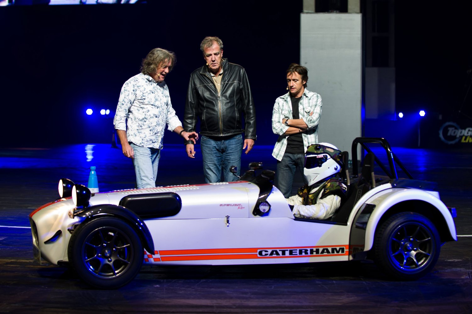Stig wars: does Top Gear need Clarkson or not?