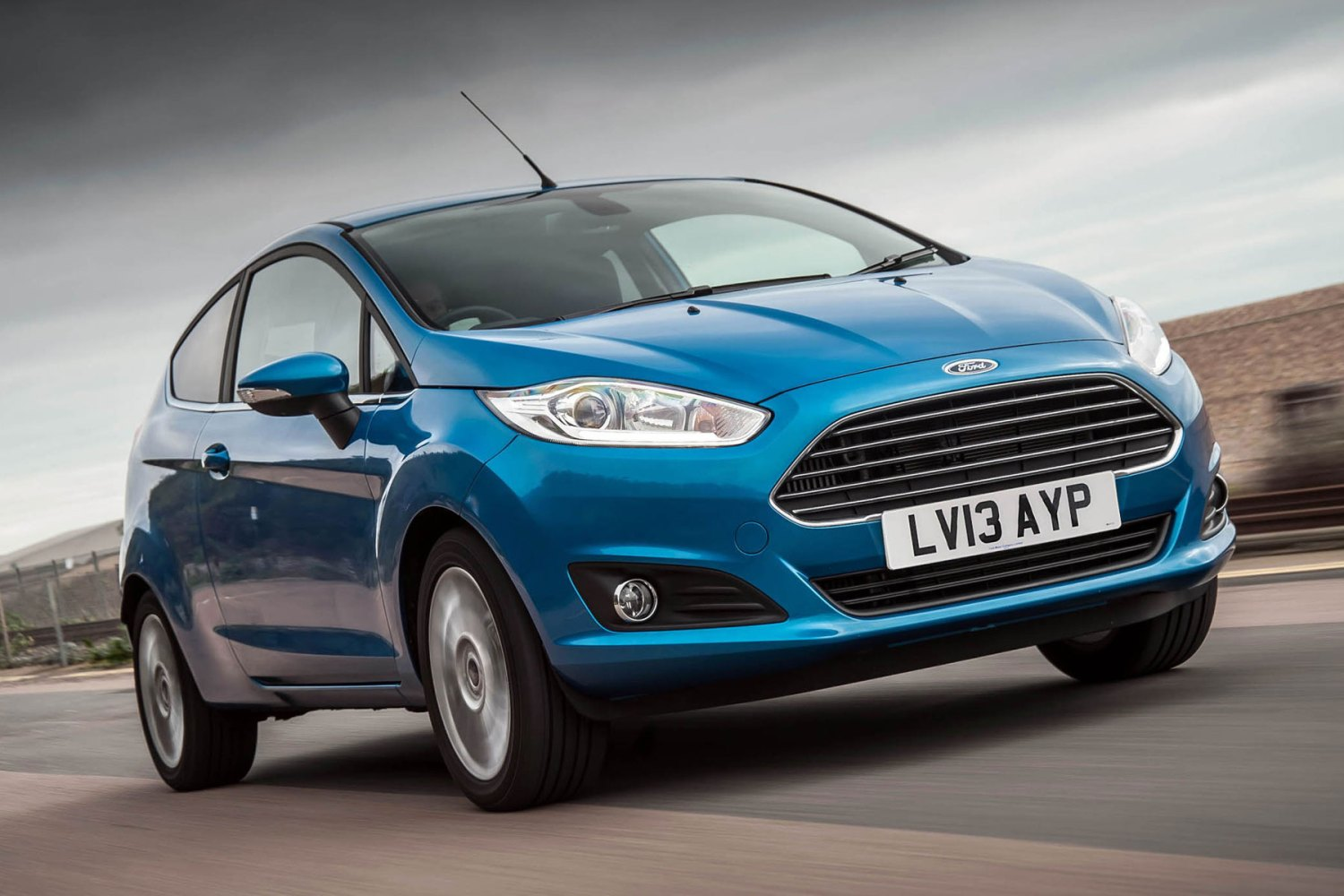 The 20 best first cars: Ford Fiesta