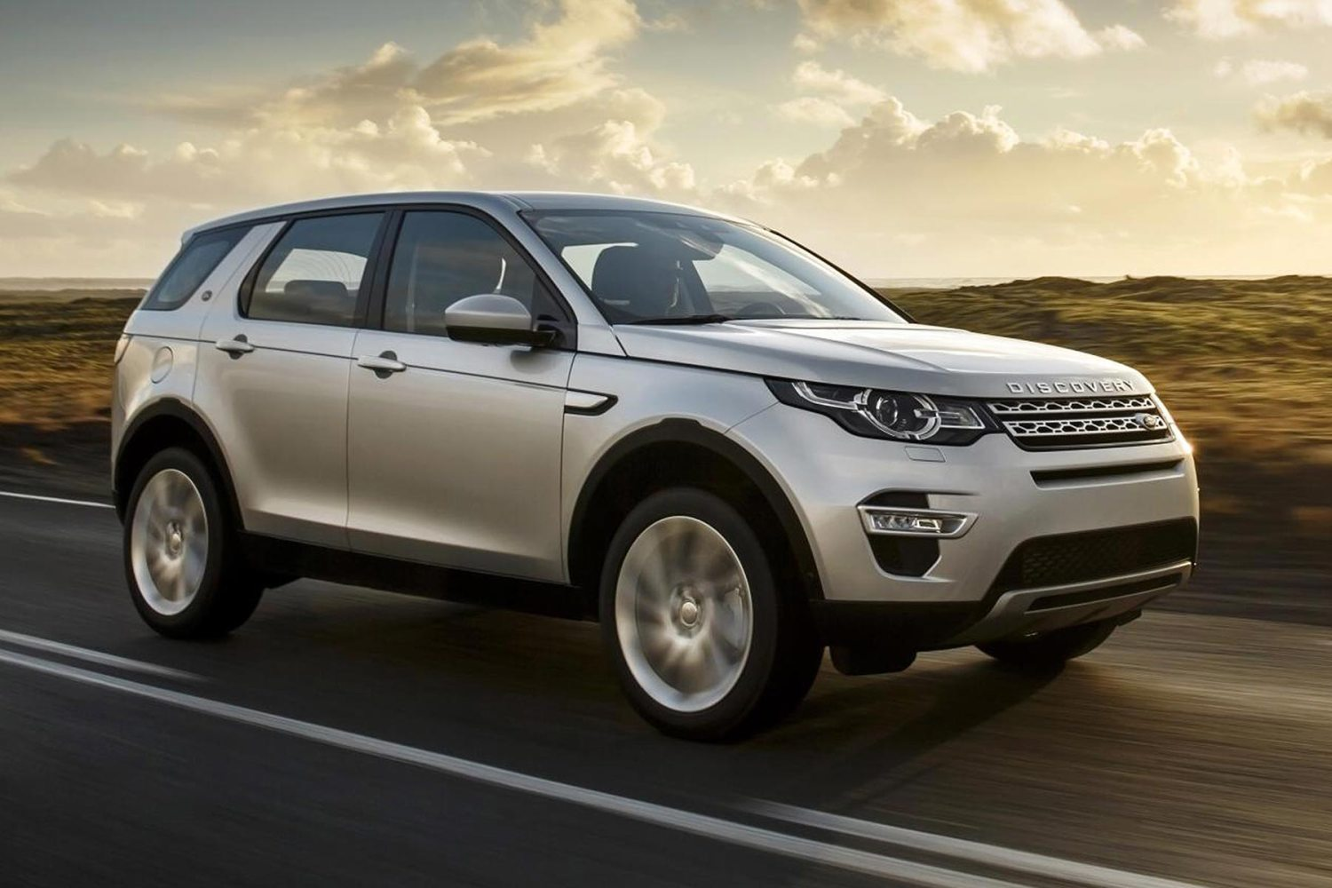 Land Rover Discovery Sport Ingenium