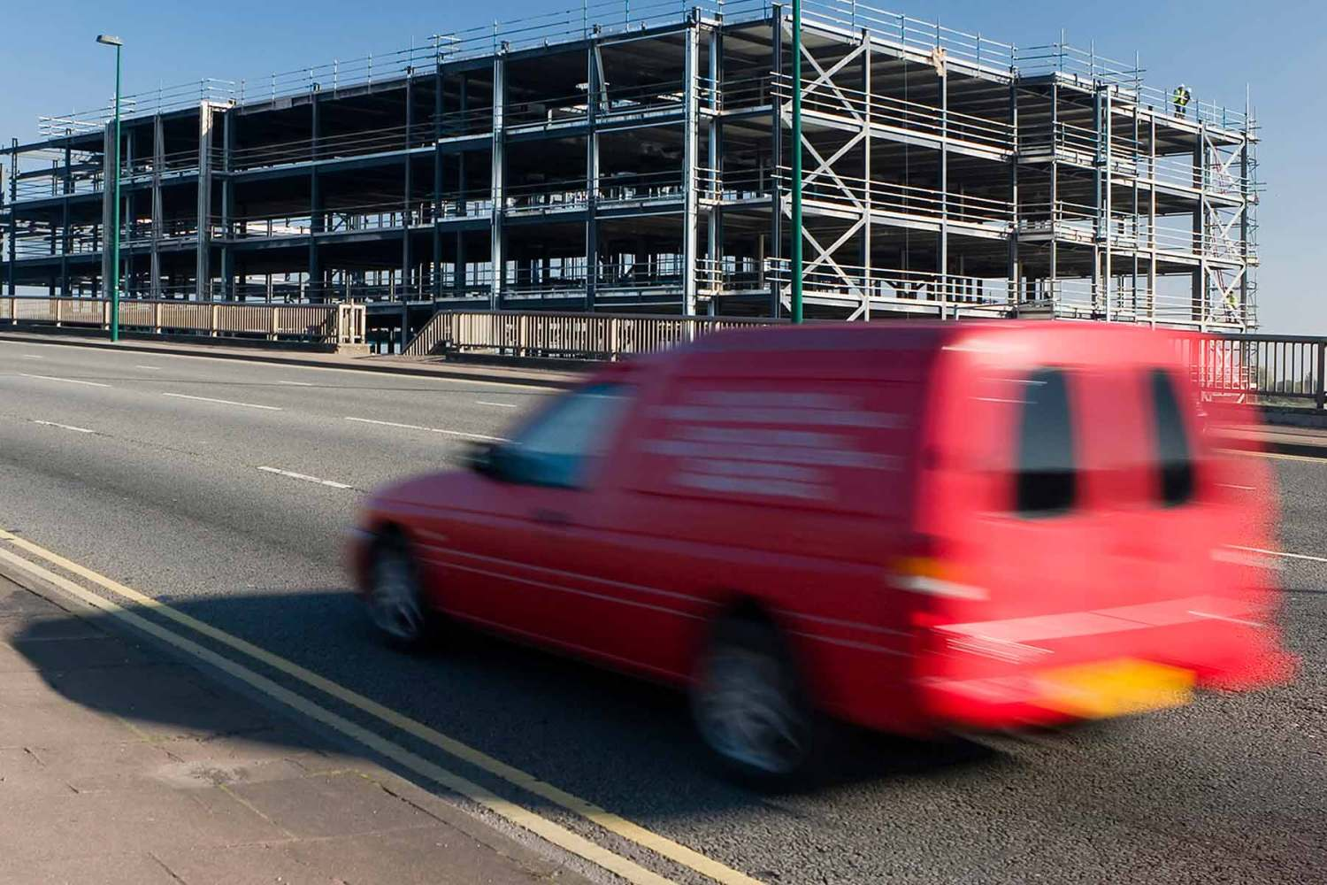 Van safety needs to be addressed, warns SMMT