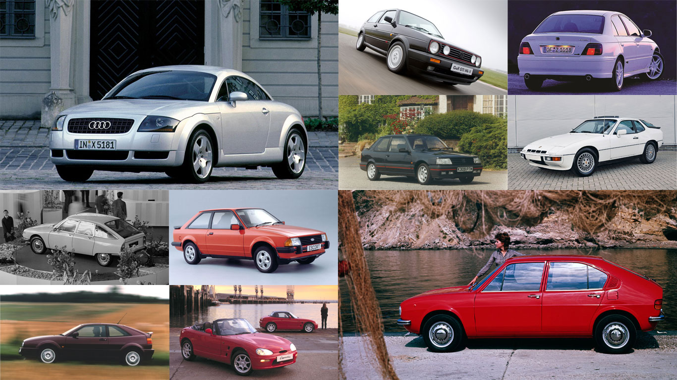 Top 25 cheap classic cars to invest in