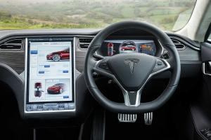 Tesla Model S P85D 2015 review