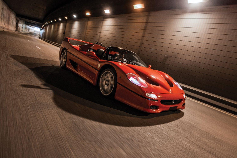 Ferrari F50: €1,232,000