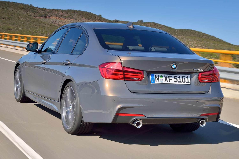 2015 BMW 3-Series facelift LCI