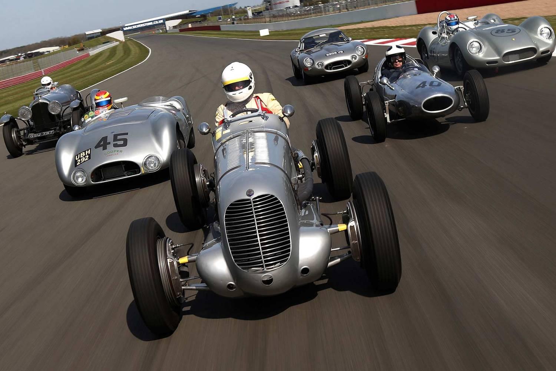 Silverstone Classic 2015 Silver Anniversary