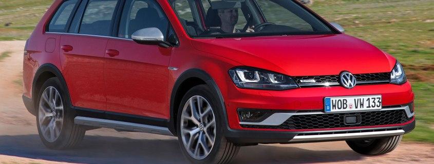Volkswagen Golf Alltrack review: 2015 first drive