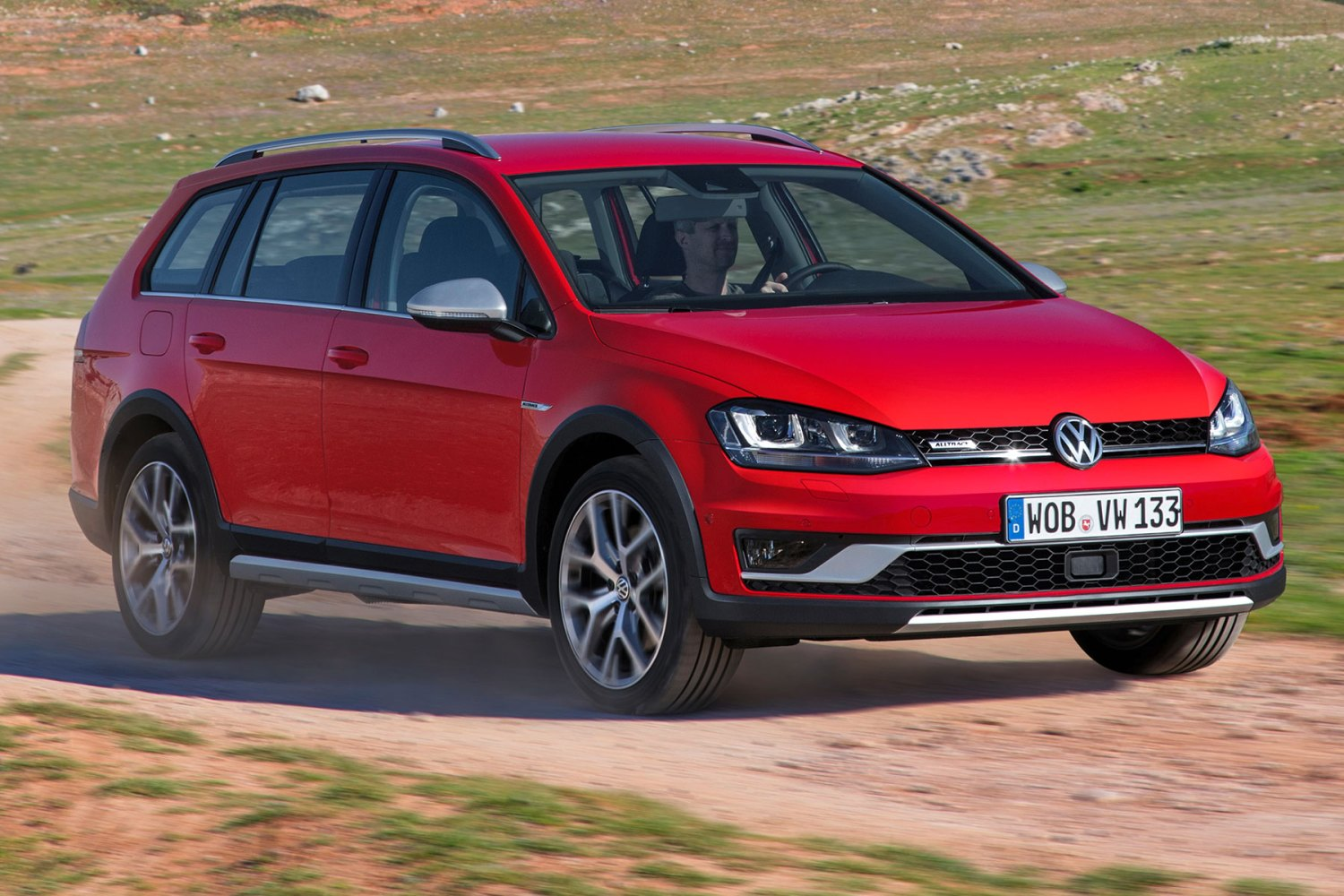 Volkswagen Golf Alltrack review: 2015 first drive