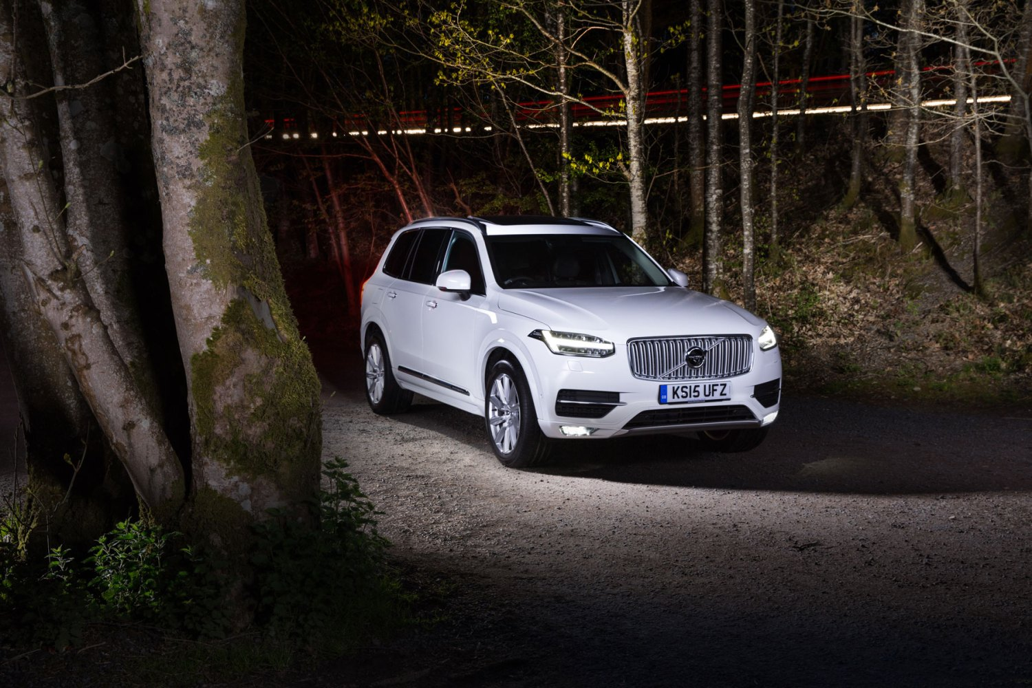 Volvo XC90 2015 UK FD