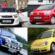 The cheapest cars to insure for 17-18 year olds
