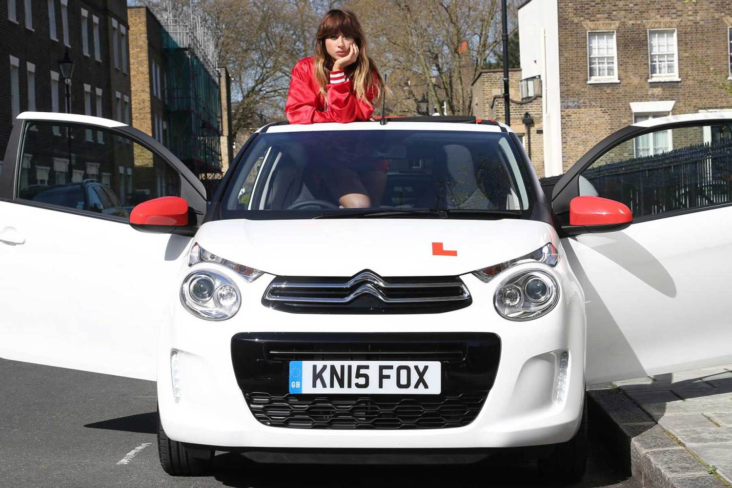 The cheapest cars to insure for 17-18 year olds: Citroen C1