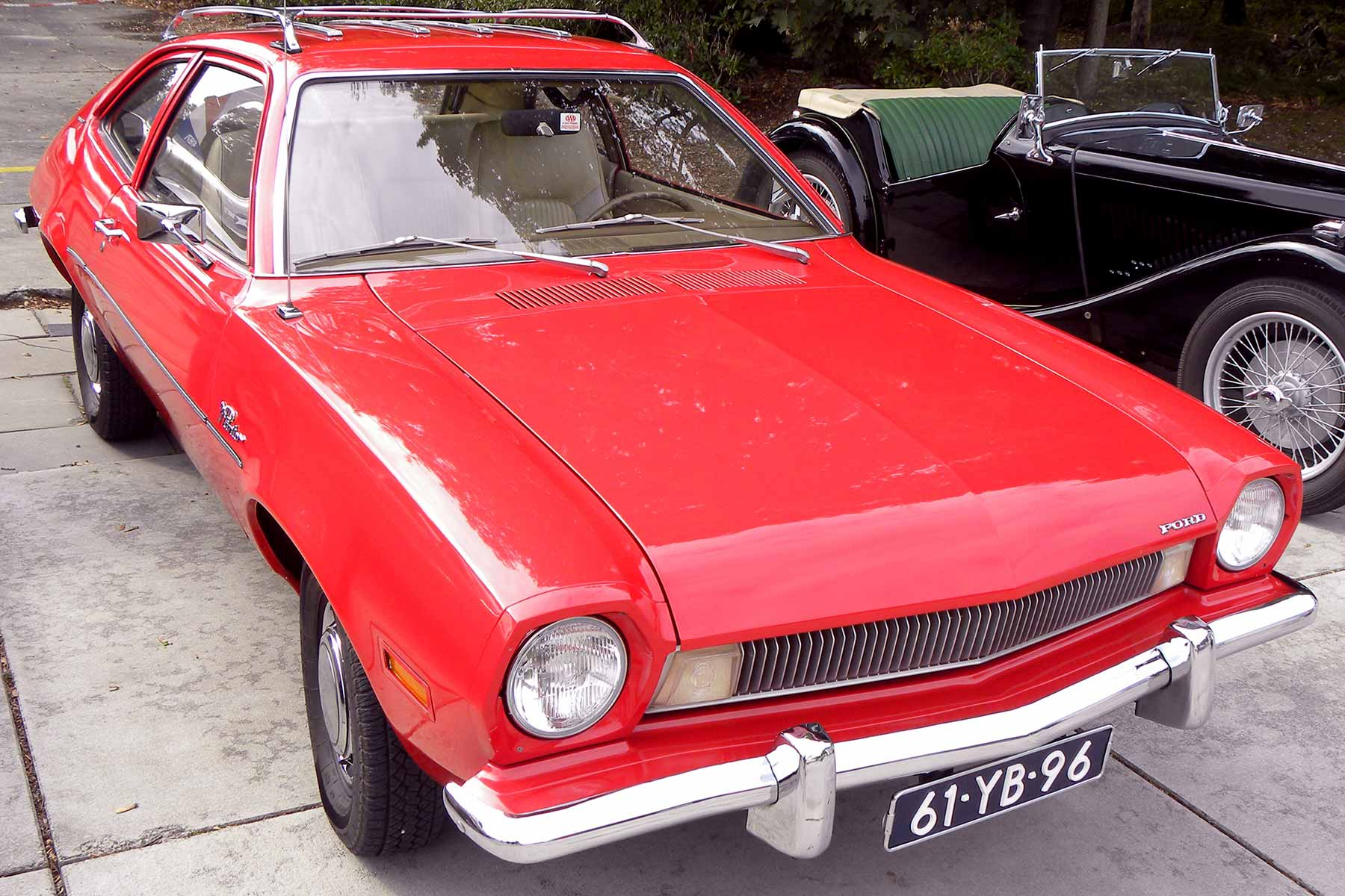 Ford Pinto: The Eco Car That Was An Ethical Disaster