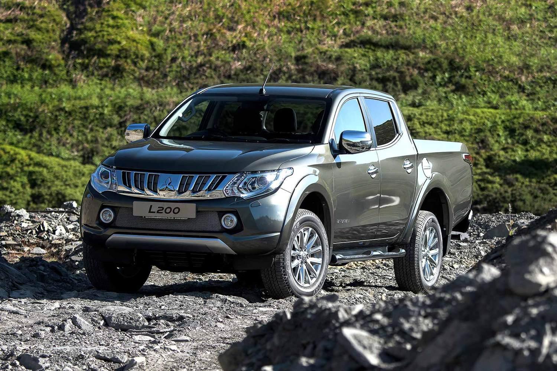Mitsubishi L200 review 2015