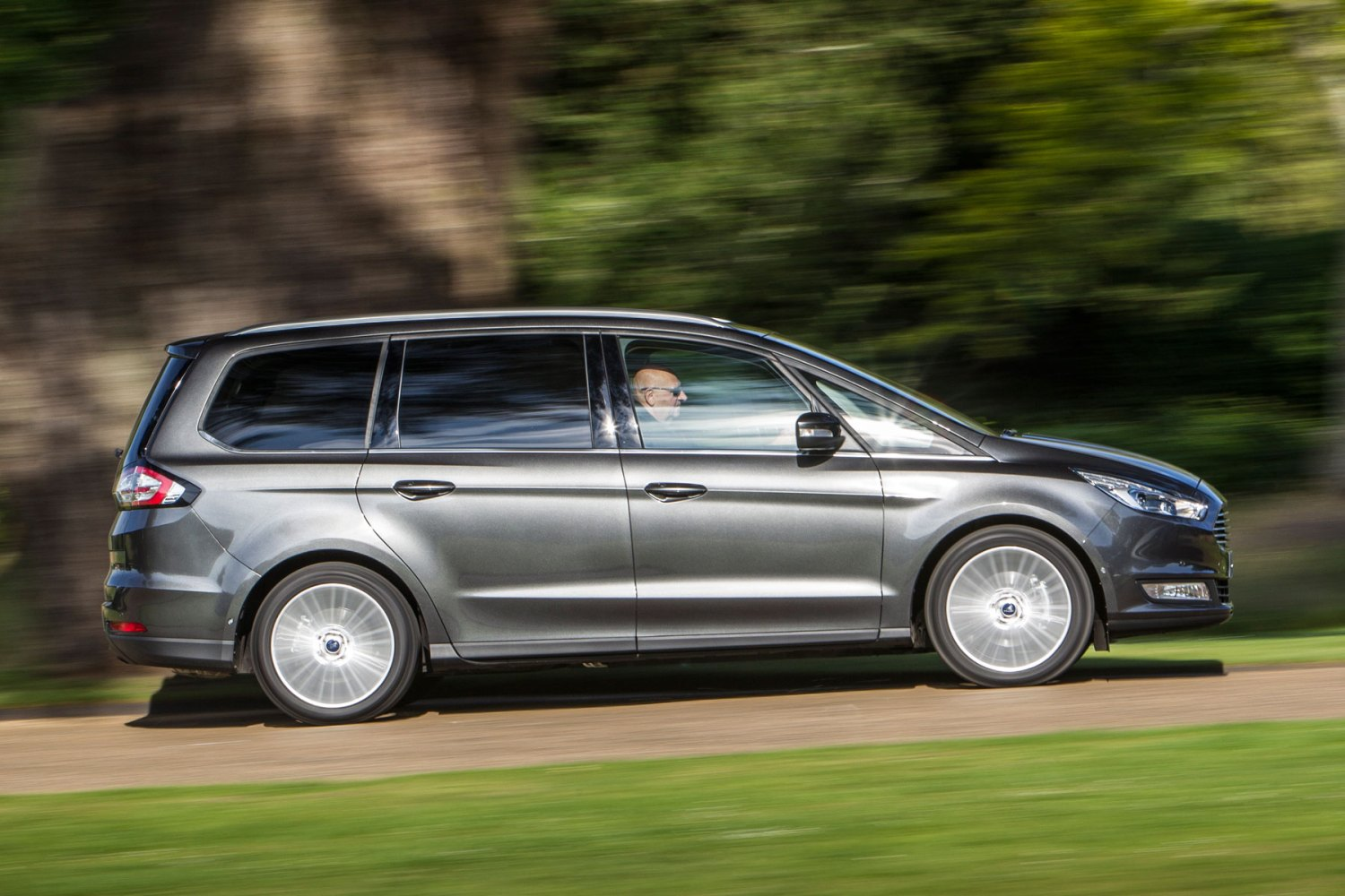 2015 Ford Galaxy: running costs