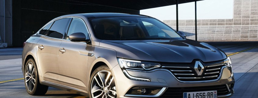 2015 Renault Talisman revealed – but not for the UK