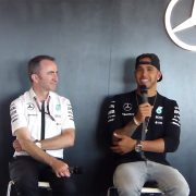 Lewis Hamilton interview