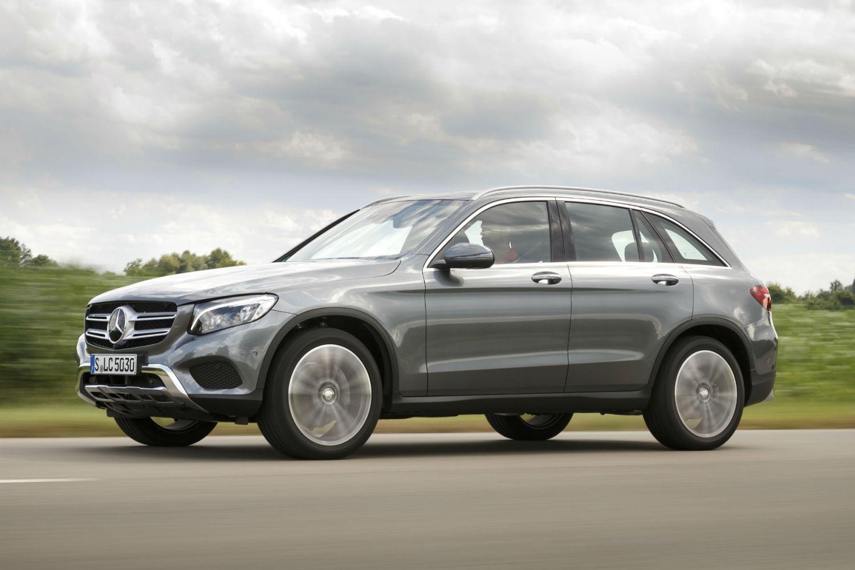 Mercedes GLC 1