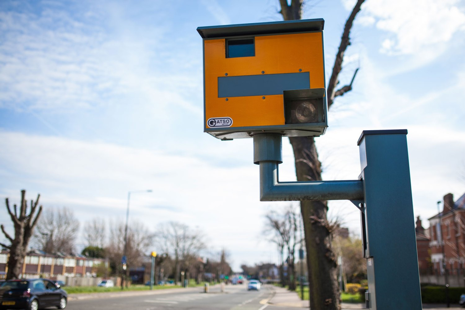 High-mileage drivers dismiss speed cameras as 'money-making tool'