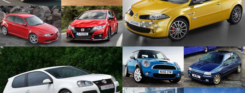The 20 best hot hatches to suit all budgets