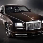 Rolls-Royce Wraith Inspired by Music