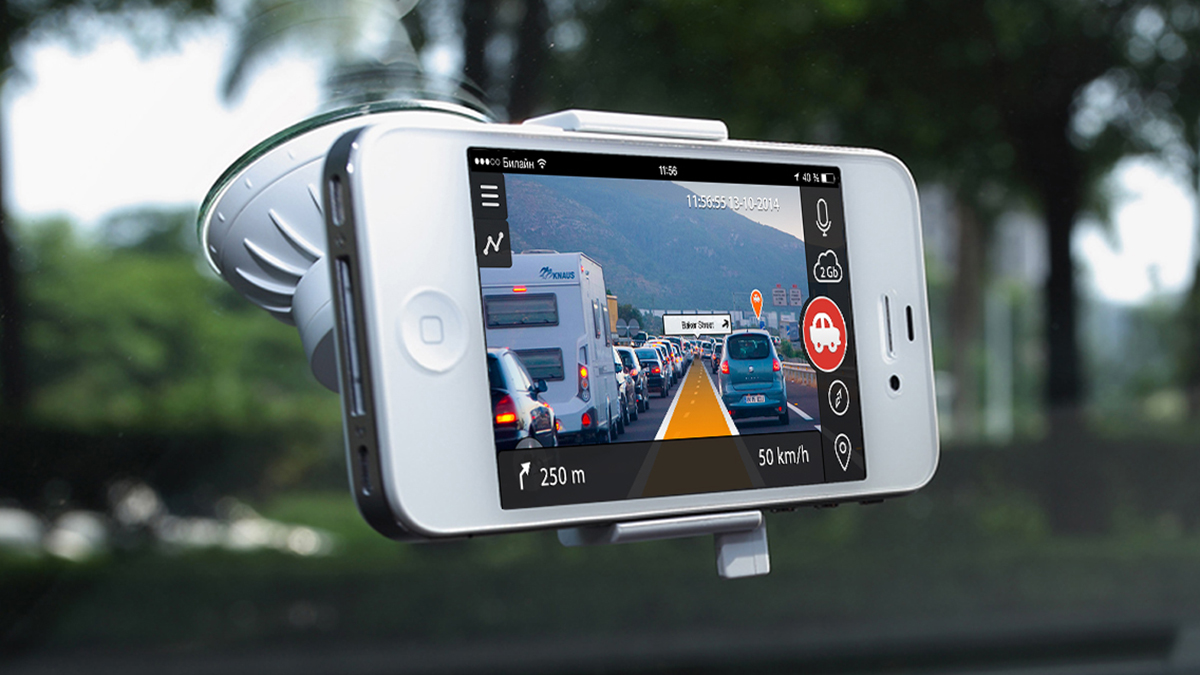 How to master the road with a smartphone