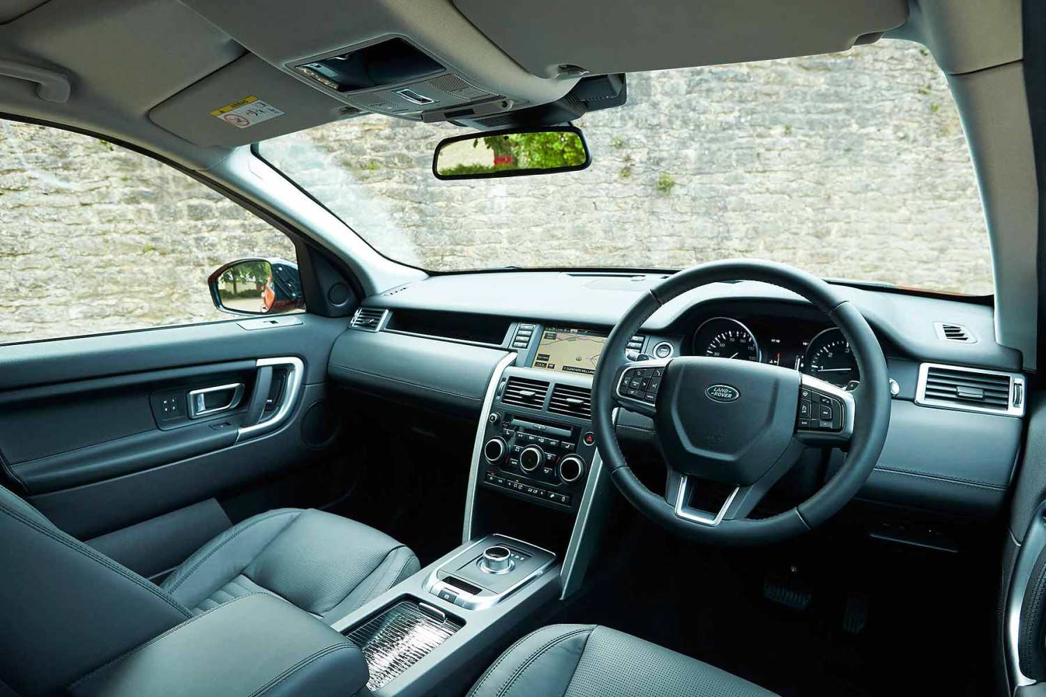 Land Rover Discovery Sport TD4 2015