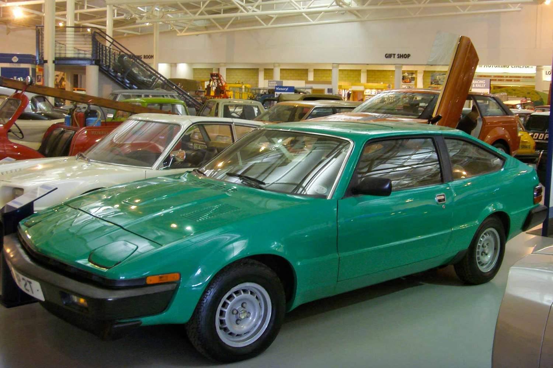 Triumph TR7 Project Lynx