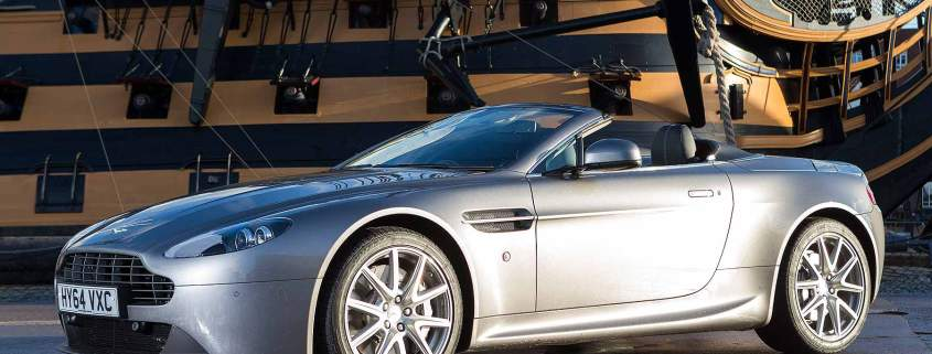 RMCTF Aston Martin