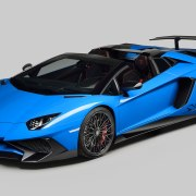 Revealed: Lamborghini Aventador LP750-4 SV Roadster