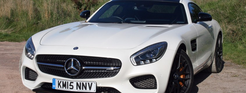 Mercedes-AMG GT S: Two-Minute Road Test