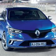 2016 Renault Megane revealed ahead of Frankfurt debut