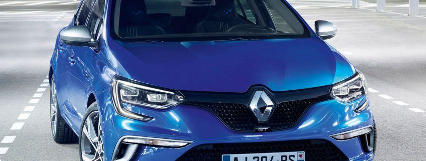 2016 Renault Megane revealed ahead of Frankfurt debut