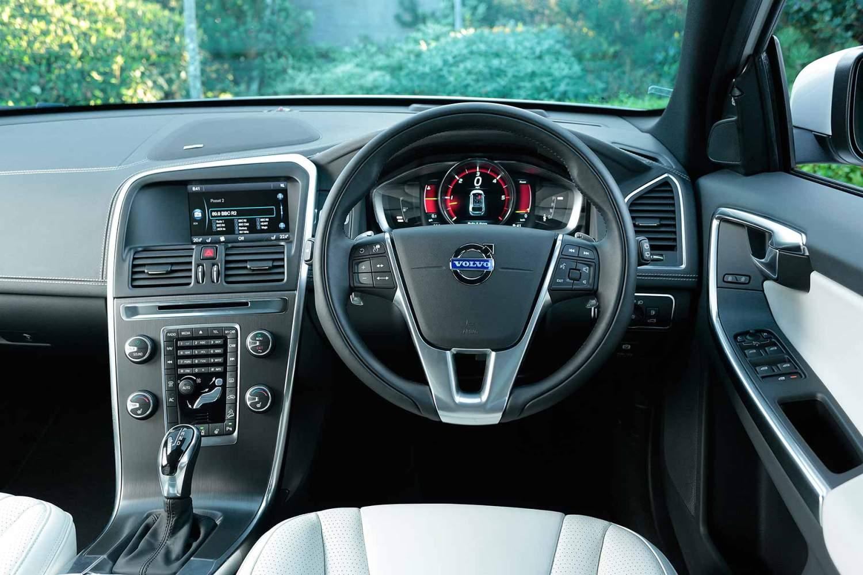 Volvo XC60 2.0 D4 SE Lux Nav