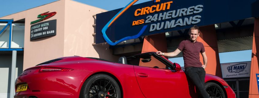 Silverstone to Le Mans in a Porsche 911 GTS