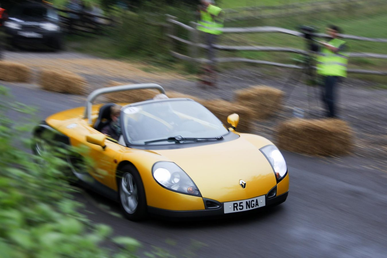 McLaren F1 designer to open this weekend's Shere Hill Climb