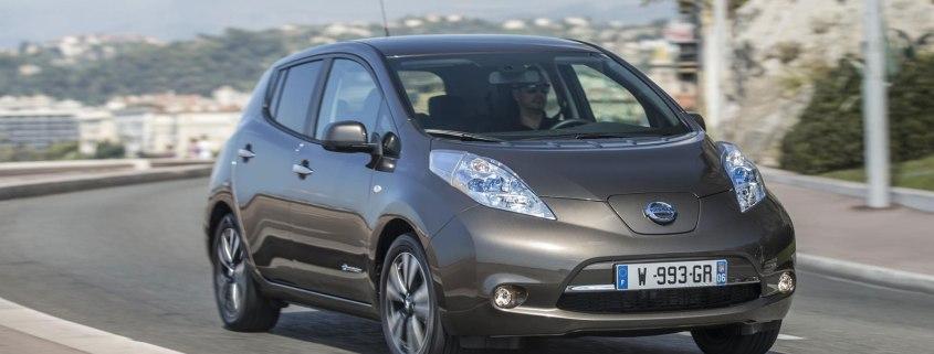 Longer range Nissan Leaf