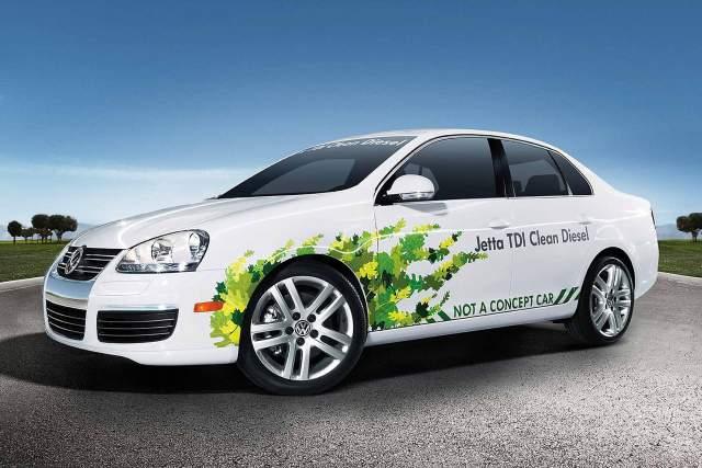 Volkswagen Jetta Clean Diesel