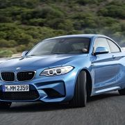 370hp BMW M2 revealed ahead of Detroit debut