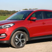 Hyundai Tucson 1.6 T-GDI: Two-Minute Road Test