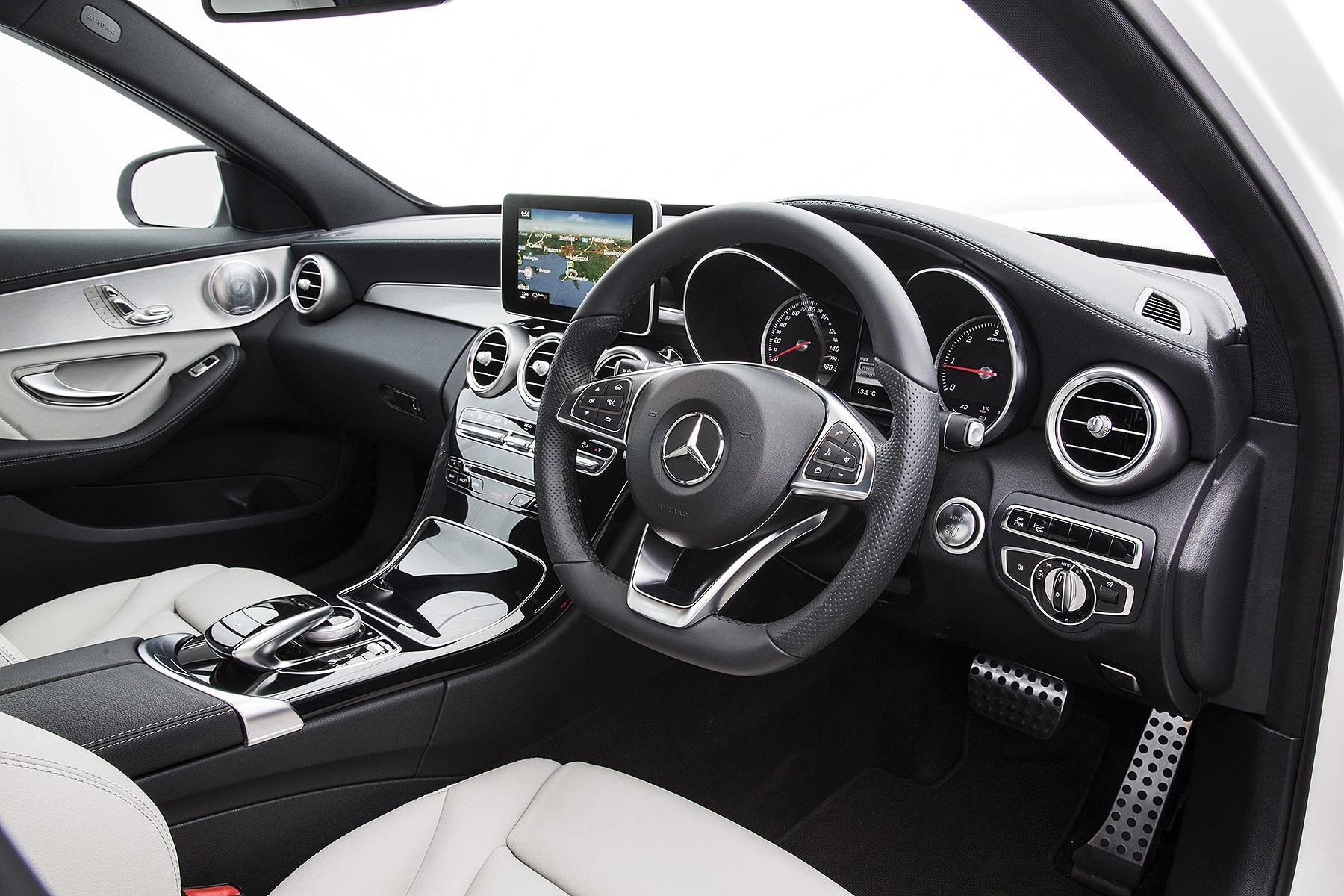Mercedes-Benz C 250 d AMG Line