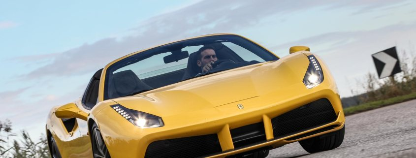 Ferrari 488 Spider review: 2015 first drive