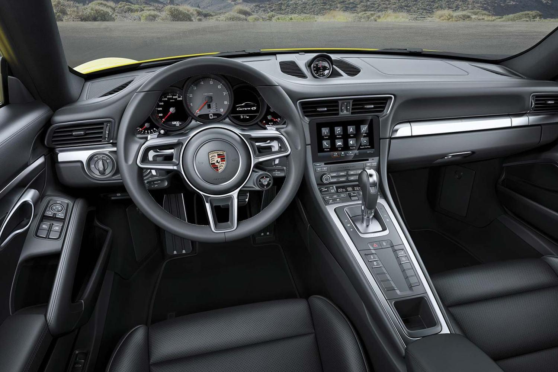Porsche Carrera 4 and Targa 4 turbo