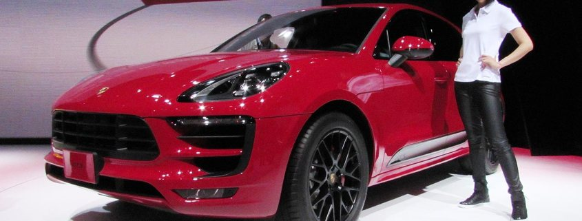 Porsche Macan SUV gets hot GTS treatment