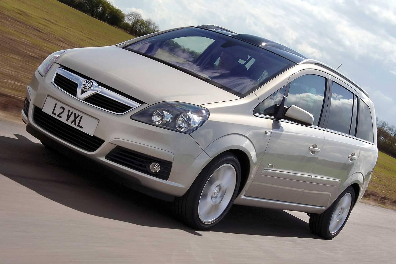 Vauxhall Zafira B