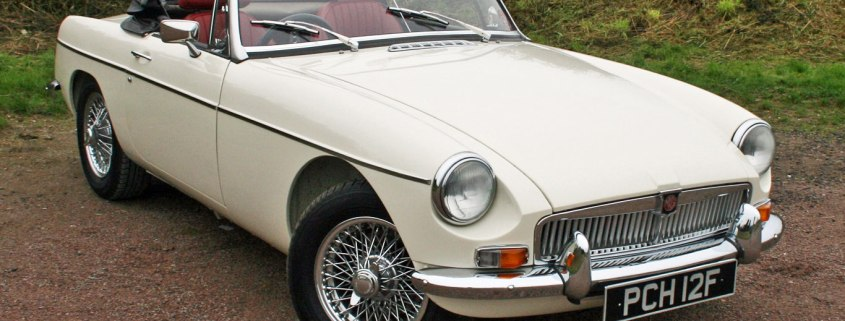 Retro Road Test: British Motor Heritage MGB